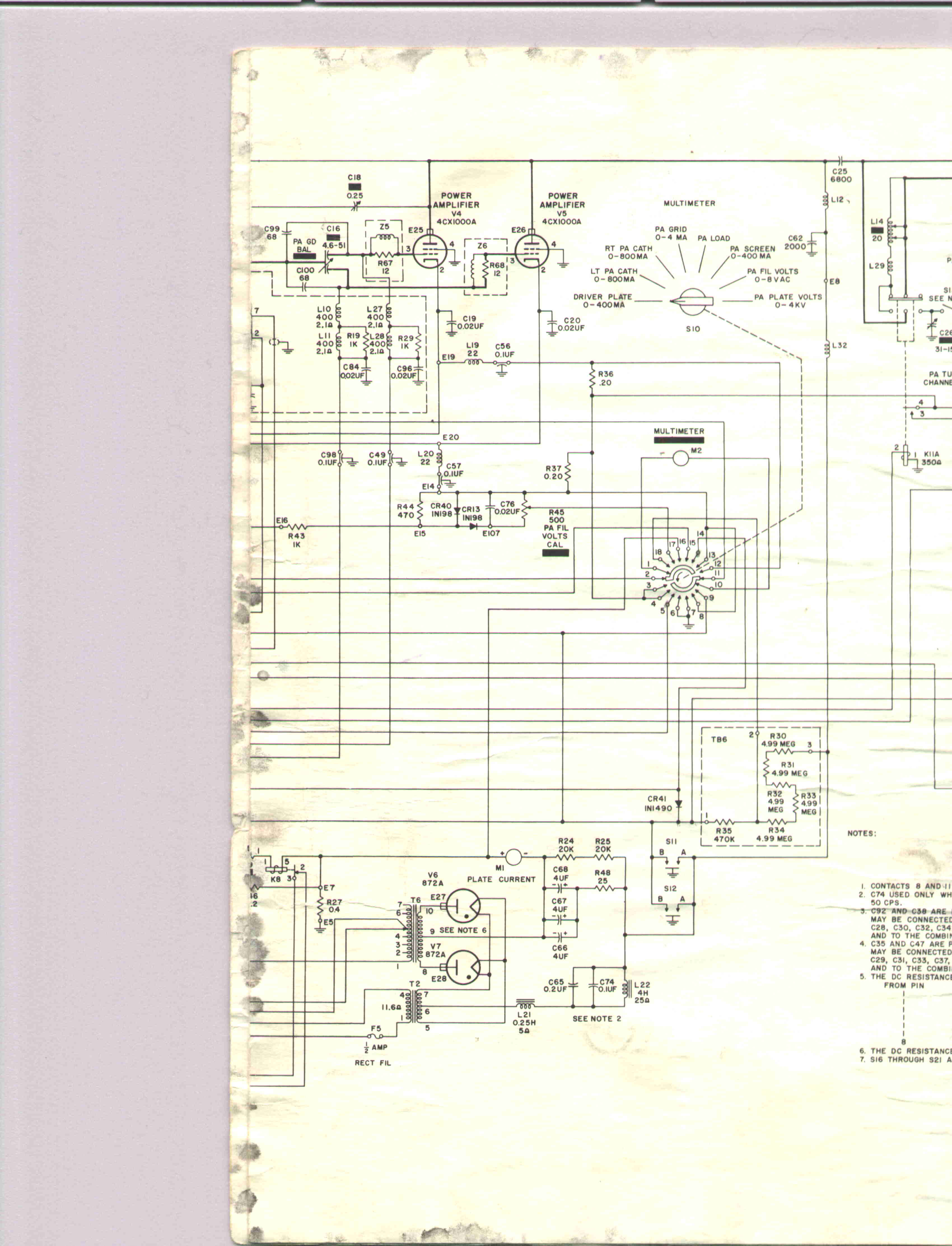 N2ckh Amateur Radio Software Download The Schematic In Pdf Format Click Here With Right Mouse Button To Full Size Part C As Jpeg File